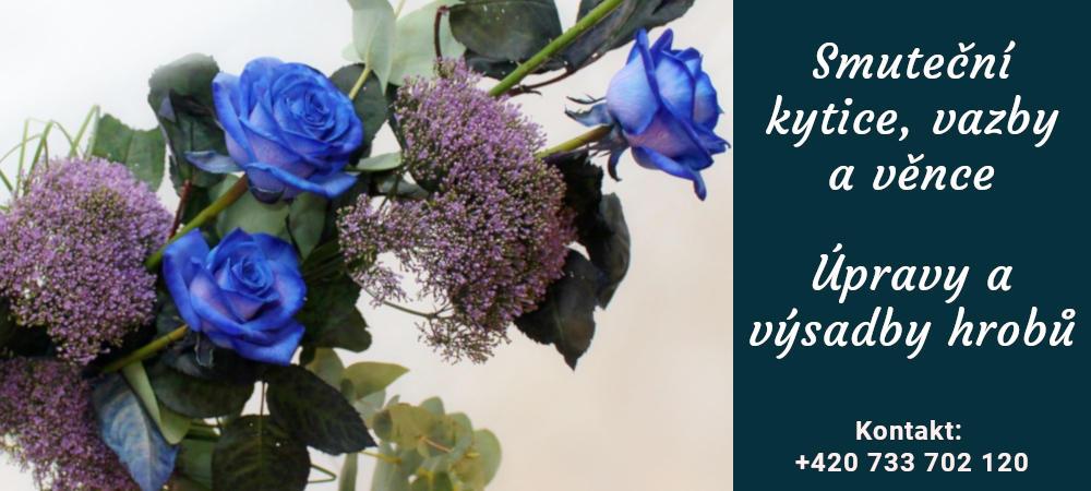 Smuteční kytice, vazby a věnce